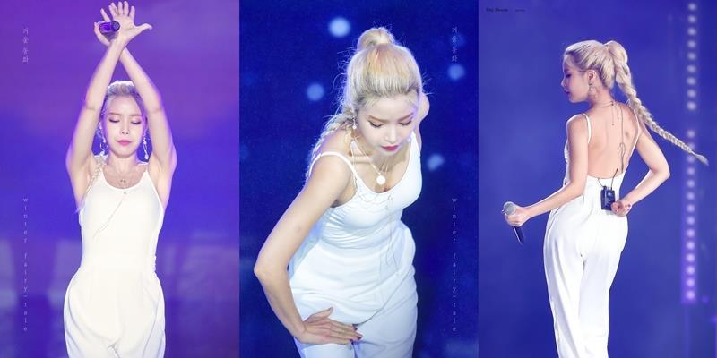 yan.vn - tin sao, ngôi sao - Netizen phát sốt trước thân hình nóng bỏng của thủ lĩnh nhóm nhạc được cho không có antifan