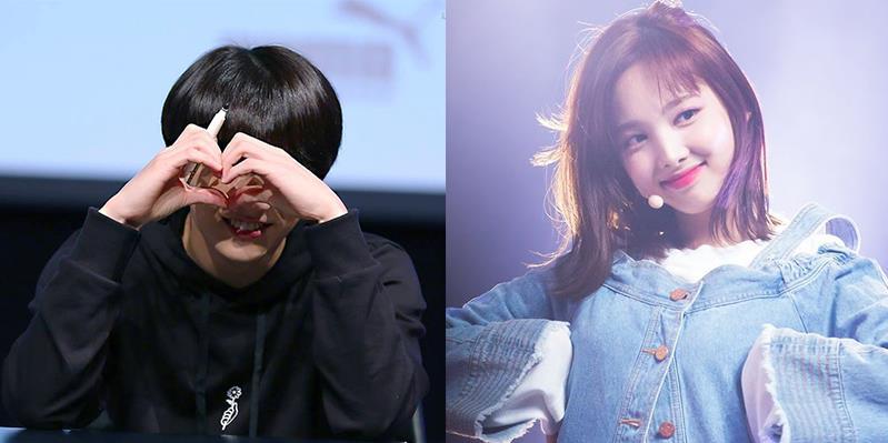 yan.vn - tin sao, ngôi sao - Netizen đưa ra một loạt bằng chứng chứng minh Jungkook (BTS) đang thích thầm Nayeon (TWICE)