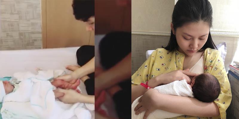 yan.vn - tin sao, ngôi sao - Ông xã hào hứng khoe tài massage cho con trai, Chúng Huyền Thanh sướng nhất rồi