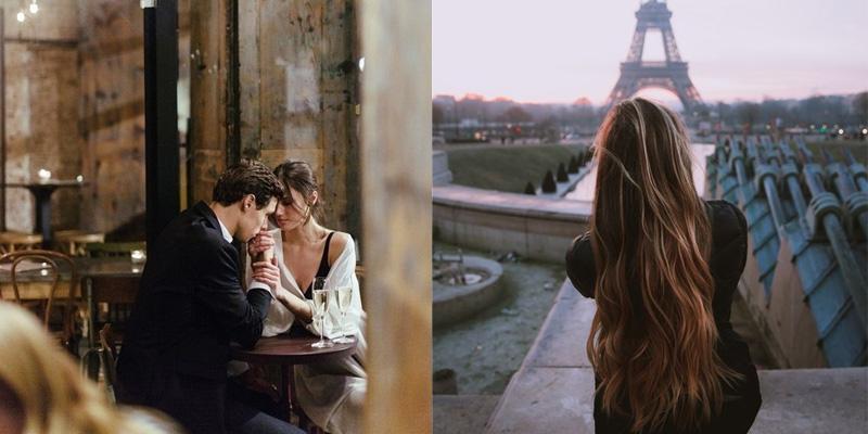Đắm say như cách yêu của 'nàng thơ' nước Pháp thì bạn chẳng bao giờ lo chàng có 'người thứ ba'