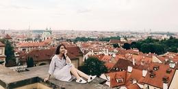 Fan nghi vấn: Liệu có phải Ngọc Thảo vừa vi vu Châu Âu cùng bạn trai vô cùng hạnh phúc?