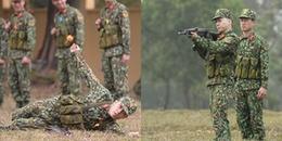 Cười vỡ bụng trước màn chết giả trong quân ngũ của Hoàng Tôn - Gin Tuấn Kiệt