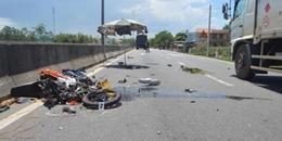 Quảng Nam: Tai nạn thương tâm khiến 1 người chết vì áo chống nắng cuốn vào bánh xe