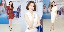Đảm nhiệm vai trò giám khảo, Minh Tú và Võ Hoàng Yến lại bất ngờ vắng mặt họp báo Miss Supranational