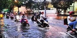 Khả năng xuất hiện áp thấp nhiệt đới, Hà Nội ảnh hưởng diện rộng và nhiều tuyến đường ngập úng