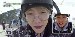 EXO-L cười bò trước khoảnh khắc Chen, Baekhyun, Xiumin lần đầu chơi dù bay sa mạc ở Nhật Bản
