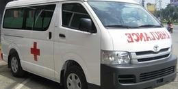 Gã bụi đời thua độ World Cup vào bệnh viện ở Sài Gòn trộm xe cấp cứu