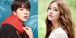 Phản ứng của fan BTS khi rộ tin đồn Jin hẹn hò Solbin?