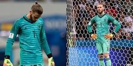 'Ngộ Không' De Gea hết phép, Tây Ban Nha 'lo sốt vó' trước trận đấu với Nga