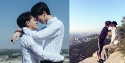 Quintus và Kenny: Cặp đôi đồng tính nổi tiếng châu Á chính thức kết hôn khiến bao cô gái 'gào thét'