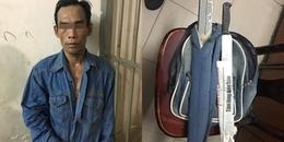 Đôi nam nữ cướp điện thoại, bị đội đặc nhiệm nổ súng khống chế liền ném 'trả' tang vật cho trinh sát