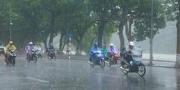 Áp thấp nhiệt đới xuất hiện trên biển Đông, đêm khai mạc World Cup miền Bắc chuyển mưa rào