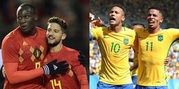 Neymar-Jesus và những cặp song sát đáng sợ nhất World Cup 2018
