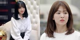 Cùng kiểu tóc bác sĩ Kang Mo Yeon: Nhã Phương và Song Hye Kyo, ai đẹp hơn?