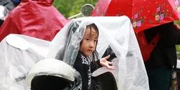 Ảnh: Sạt lở khủng khiếp ở Lai Châu, người dân dầm mưa chờ được về nhà