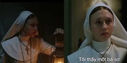 'The Nun': tung teaser ám ảnh và những điều cần biết về vũ trụ kinh dị trước khi xem