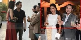 Giữa nghi án sắp kết hôn, lộ ảnh Lan Khuê sánh đôi cùng bạn trai đại gia đi đặt tiệc cưới?