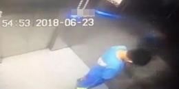 'Bại lộ' việc tiểu bậy trong thang máy, cậu bé viết thư xin lỗi tòa nhà và lĩnh hình phạt không ngờ