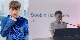 Soobin Hoàng Sơn khoe tóc mới, hát live ca khúc mới hay như nuốt đĩa