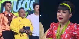 Việt Hương bật khóc nhớ lại đêm diễn Hiếu Hiền nghe tin mẹ mất nhưng lại không thể có mặt