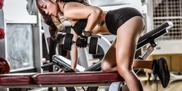 Hành trình từ cô nàng 34kg đến vận động viên sở hữu thân hình nóng bỏng