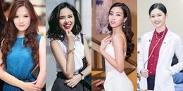 Những sao Việt là phóng viên, biên tập viên xinh đẹp nhất V-biz