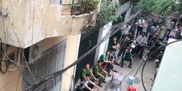 Hà Nội: Nữ sinh 9x nghi bị cưỡng hiếp, sát hại ở phòng trọ