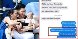 yan.vn - tin sao, ngôi sao - Vợ Quốc Nghiệp nhắn nhủ chồng: