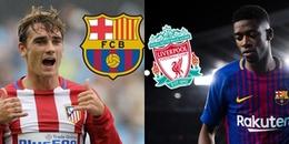 Tin chuyển nhượng ngày 11/6/2018: Griezmann chốt tương lai; Liverpool nhắm sao Barca thay thế Fekir