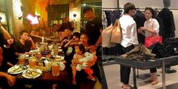 Giữa ồn ào chia tay, Soobin Hoàng Sơn vui vẻ đi ăn cùng 'bạn gái tin đồn'
