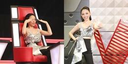 Tóc Tiên bật khóc ngon lành trên 'ghế nóng' The Voice, chuyện gì thế này?