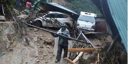 Hàng loạt báo lớn nước ngoài đưa tin về những đau thương, mất mát do lũ lụt, sạt lở đất ở VN