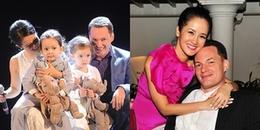 Diva Hồng Nhung công khai ly hôn với chồng Tây sau 8 năm chung sống