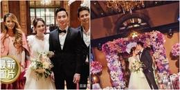 Mới kết hôn 1 tháng, chồng của Chung Hân Đồng bị 'đào mộ' quá khứ đào hoa