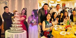 yan.vn - tin sao, ngôi sao - Con gái cao 1,78m của tài tử Tuấn Anh - NSND Hồng Vân kết hôn ở Mỹ
