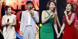 """yan.vn - tin sao, ngôi sao - Hiểu Phương và """"Dung đại ca"""" của nhóm Ngựa hoang hội ngộ trong gameshow truyền hình"""