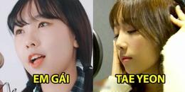Em gái Kim Tae Yeon bất ngờ lộ diện khoe giọng hát khủng trong MV cover khiến CĐM sửng sốt