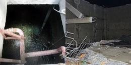 Tai nạn hy hữu: Vỡ bể nước 600m3 khiến 2 công nhân tử vong, 1 người bị thương