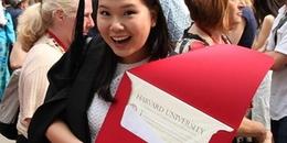 Cô nữ sinh Việt trúng tuyển Đại học Harvard danh tiếng với bài luận về lần đầu mặc áo ngực