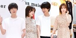 Sau tất cả, vợ chồng nhà 'Nàng cỏ' Geum Jan Di cũng đã chịu xuất hiện trước công chúng cùng nhau rồi