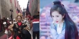Bị nghi lạm dụng đóng thế, Dương Mịch diễn được bao nhiêu động tác trong 'Phù Dao'?