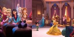 'Wreck-it Ralph 2' tung trailer mới, mang mọi công chúa Disney về cùng một khung hình