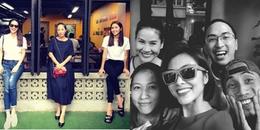 yan.vn - tin sao, ngôi sao - Sau scandal của Phạm Anh Khoa, Tăng Thanh Hà lần đầu xuất hiện bên cạnh vợ nam rocker