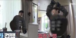 Được anh em hỏi về việc đóng MV, Kang Daniel trổ tài diễn xuất cực 'lầy lội' khiến fan cười mệt nghỉ