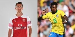 Tin chuyển nhượng ngày 6/6/2018: Man United và Arsenal rộn ràng đón chào tân binh mới