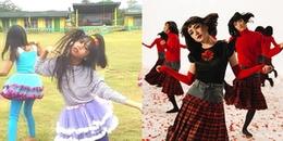CĐM sốt rần rần với màn cover 'Đóa Hoa Hồng' thần thái triệu view của các bé gái Ponytail Girl