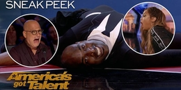 Tiết mục uốn dẻo như 'quỷ ám' khiến tập thể BGK, khán giả Got Talent suýt nôn ọe trên trường quay