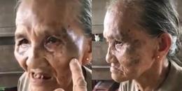 Xót xa cụ bà 80 tuổi bị con ruột và cháu đánh đuổi ra khỏi nhà
