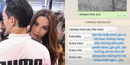 yan.vn - tin sao, ngôi sao - Hồ Ngọc Hà công khai nói yêu Kim Lý bằng những lời ngọt ngào đến ghen tỵ