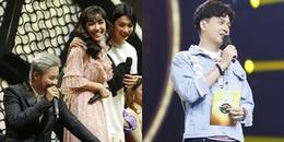 """yan.vn - tin sao, ngôi sao - Diệu Nhi chê Ngô Kiến Huy kém sang khi """"mồi chài"""" thí sinh trên sân khấu"""